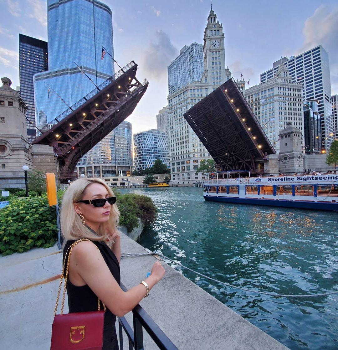 Chicago Riverwalk illinois