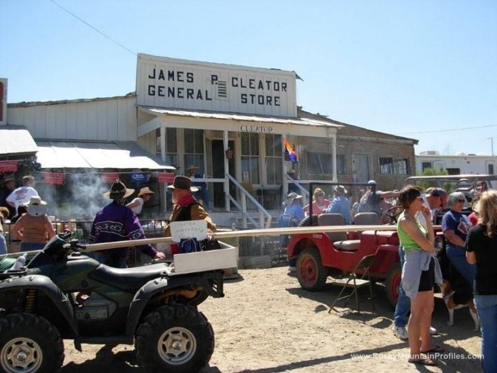 Cleator Arizona Ghost Town