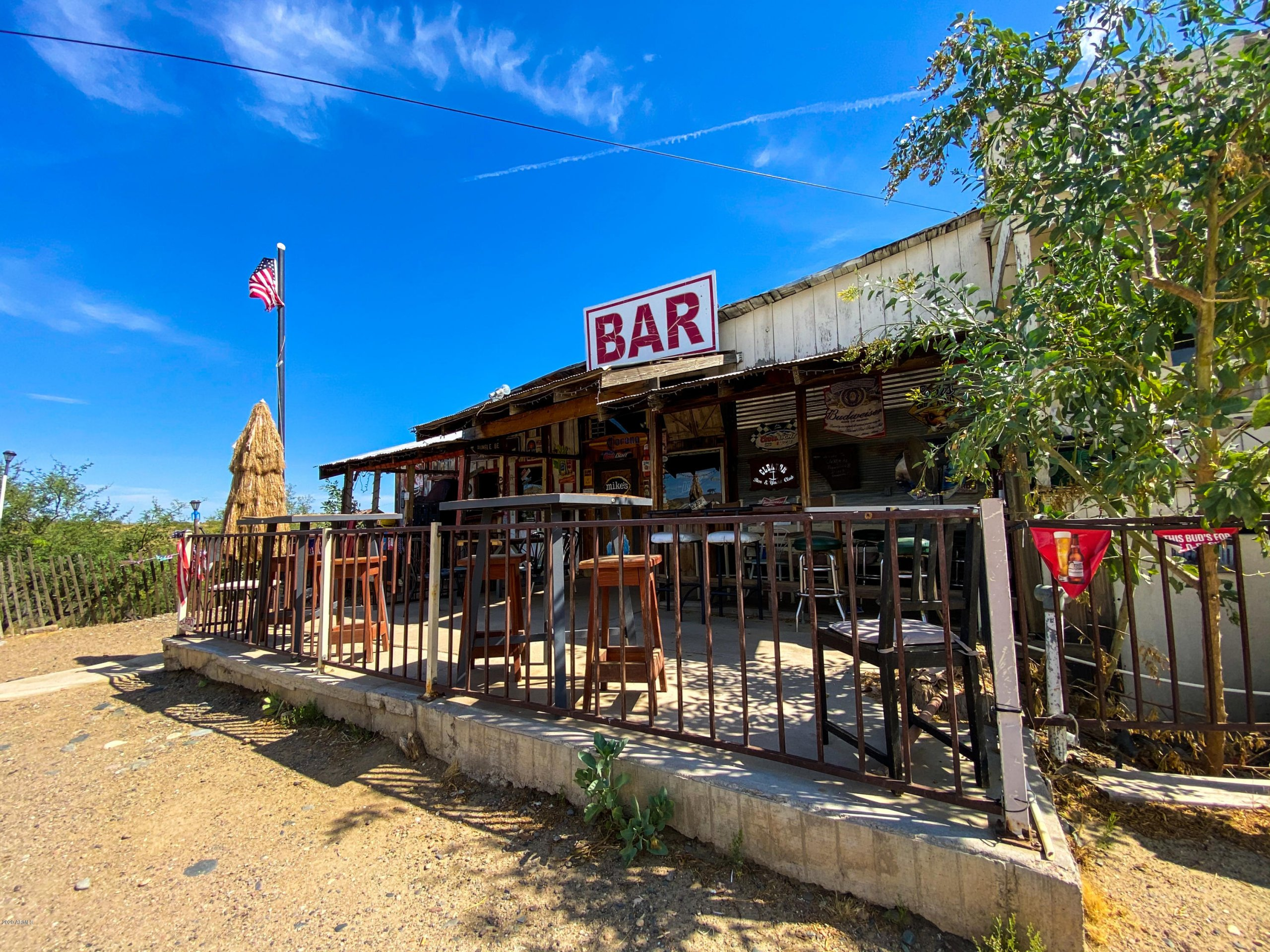 Cleator Bar az buy a ghost town