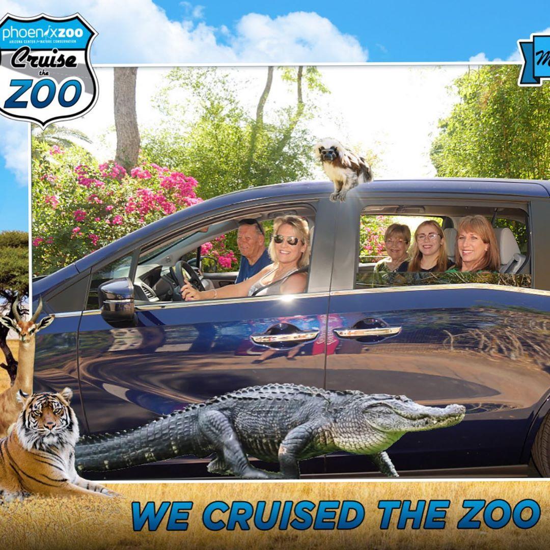 Cruise the Zoo Tour