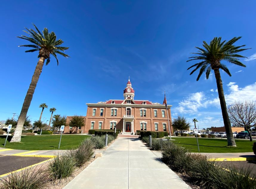 Florence best places to retire in arizona