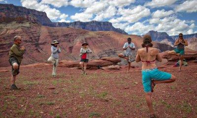 Grand Canyon Yoga arizona