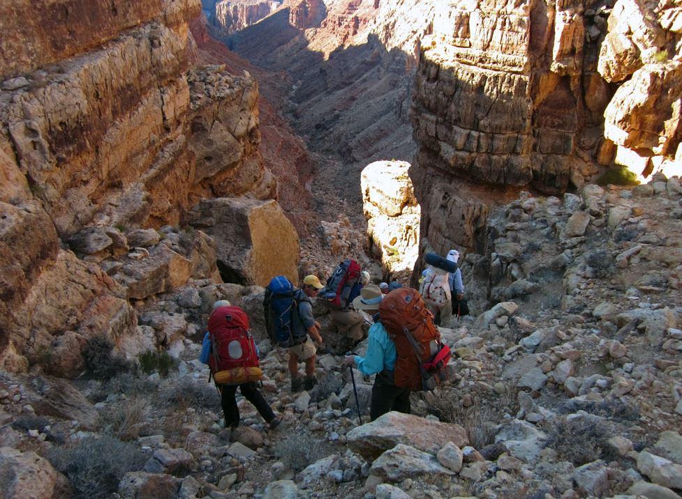 Hopi Salt Trail Hike az