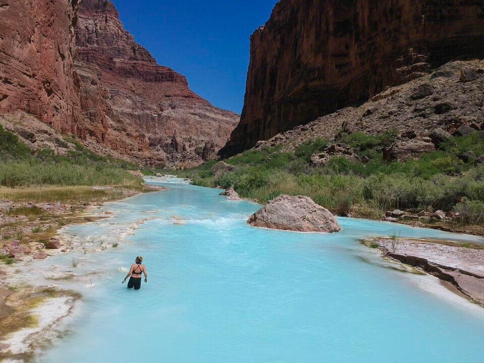 Hopi Salt Trail az
