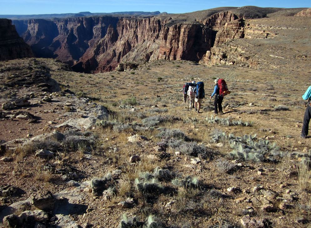 Hopi Salt Trailhead