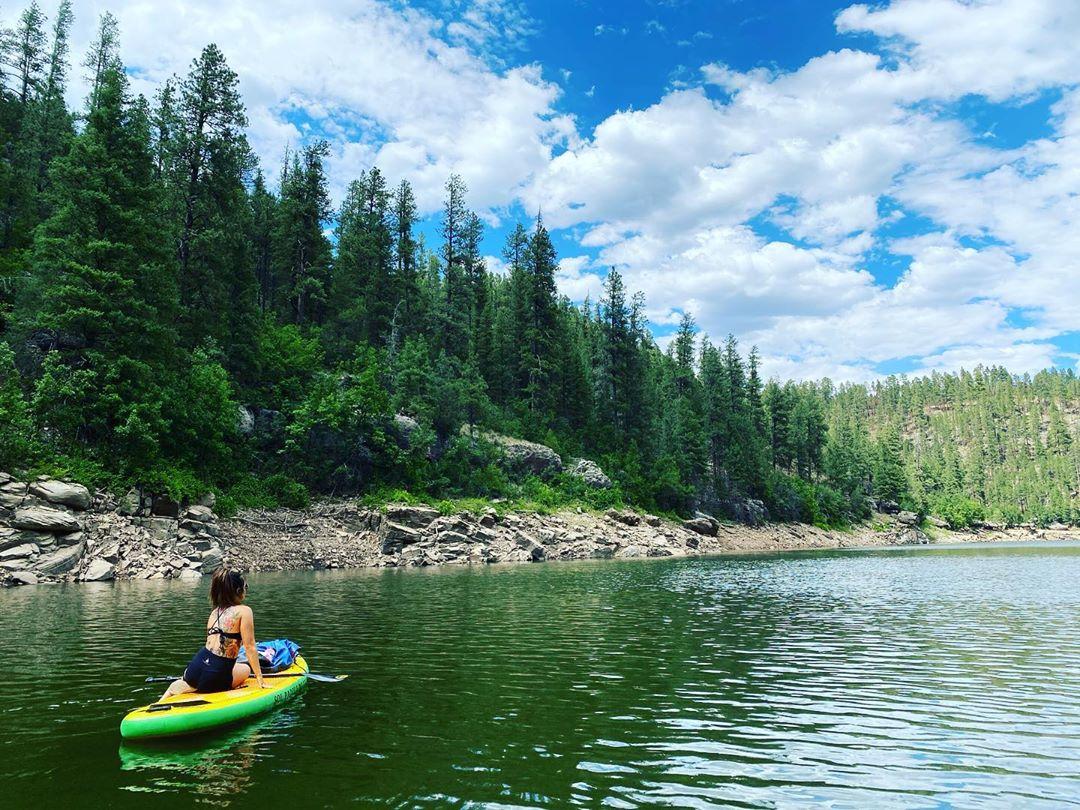 Kayaking az