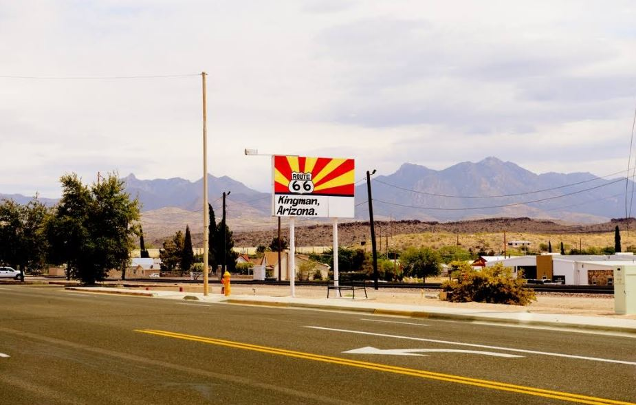 Kingman arizona route 66