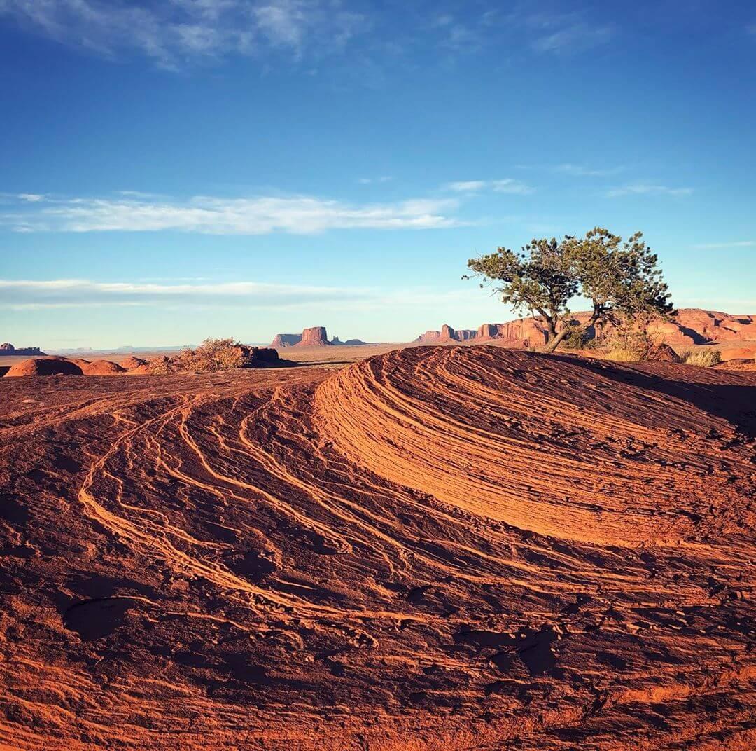 Martian Landscape Arizona