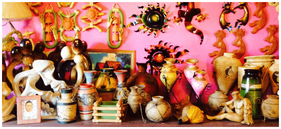 Mexican Pottery in arizona