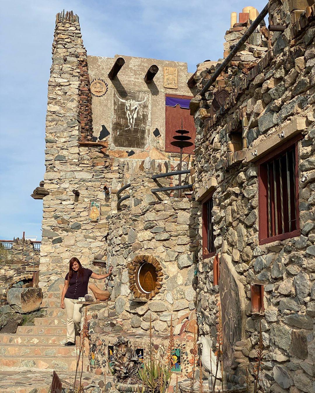 Mystery Castle Historic Property arizona