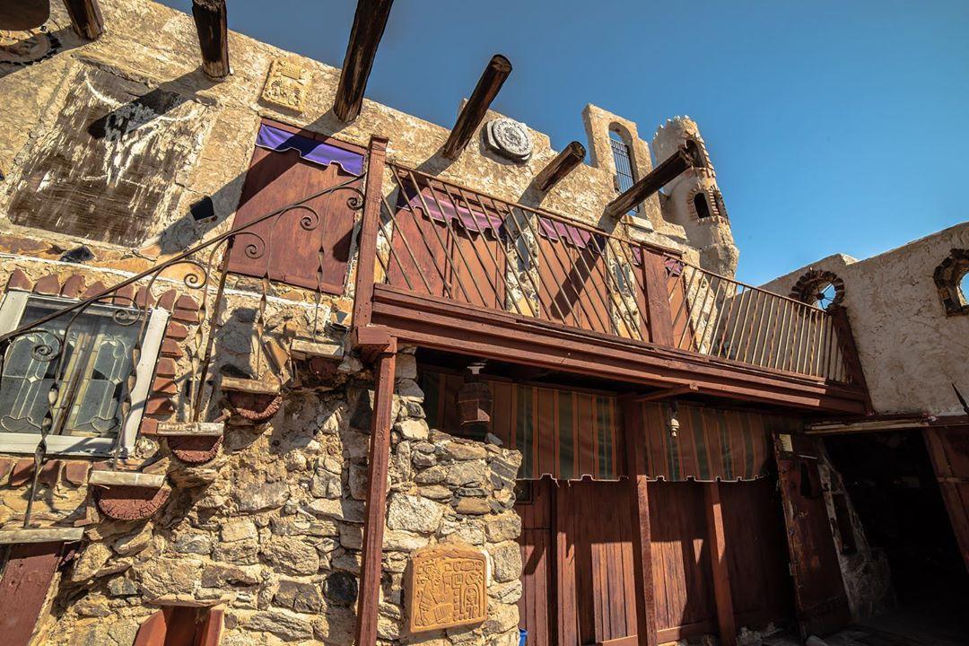 Mystery Castle az