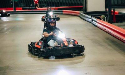 Octane Raceway kart racing in arizona