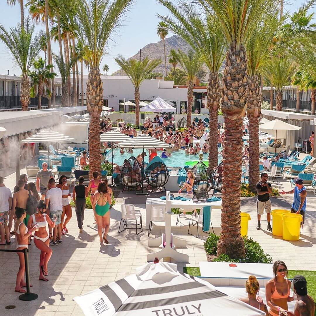 Liquid Sunshine Pool Party