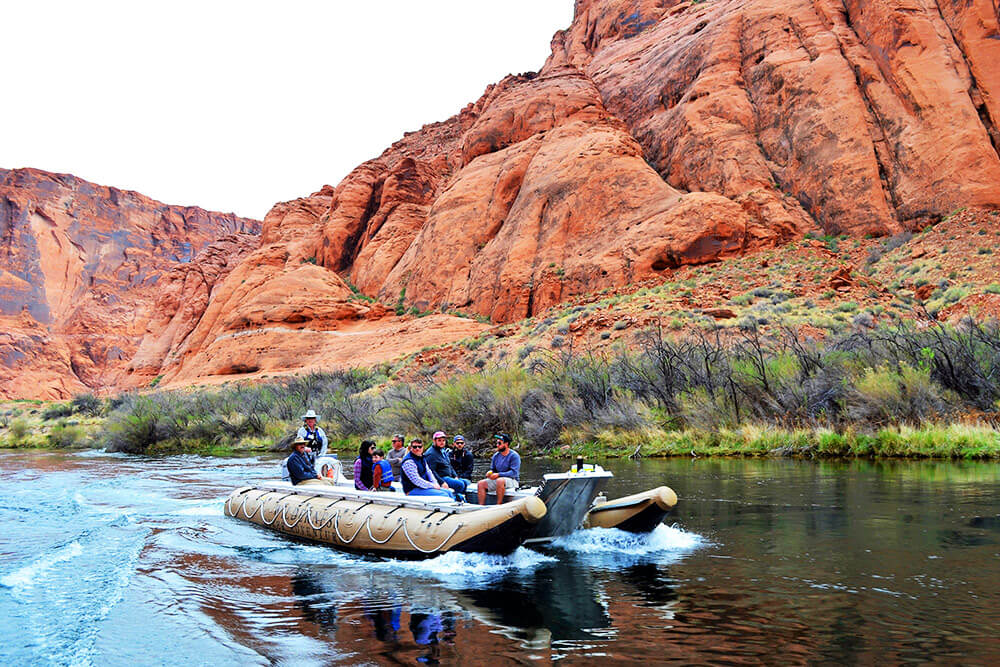 River Adventures Rafting Arizona