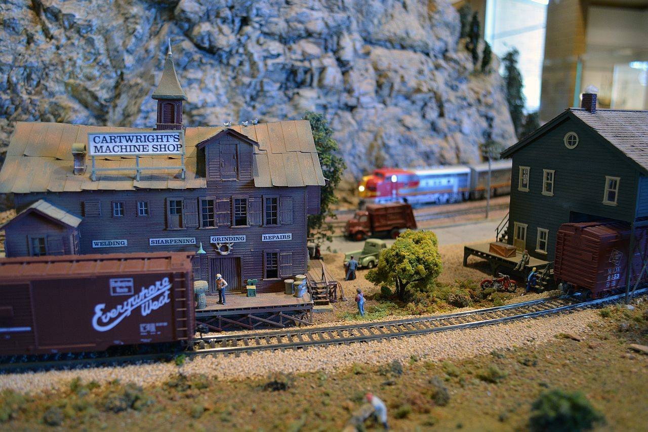 Scottsdale Model Railroad