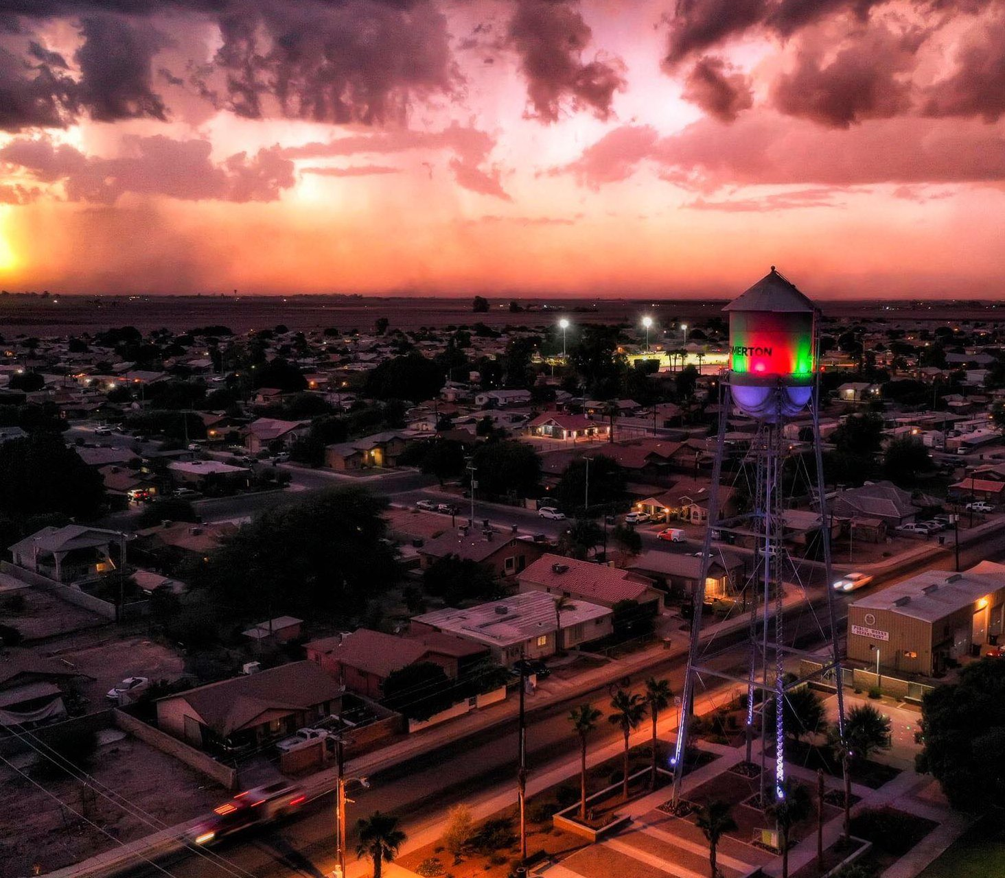 Somerton best places to retire in arizona