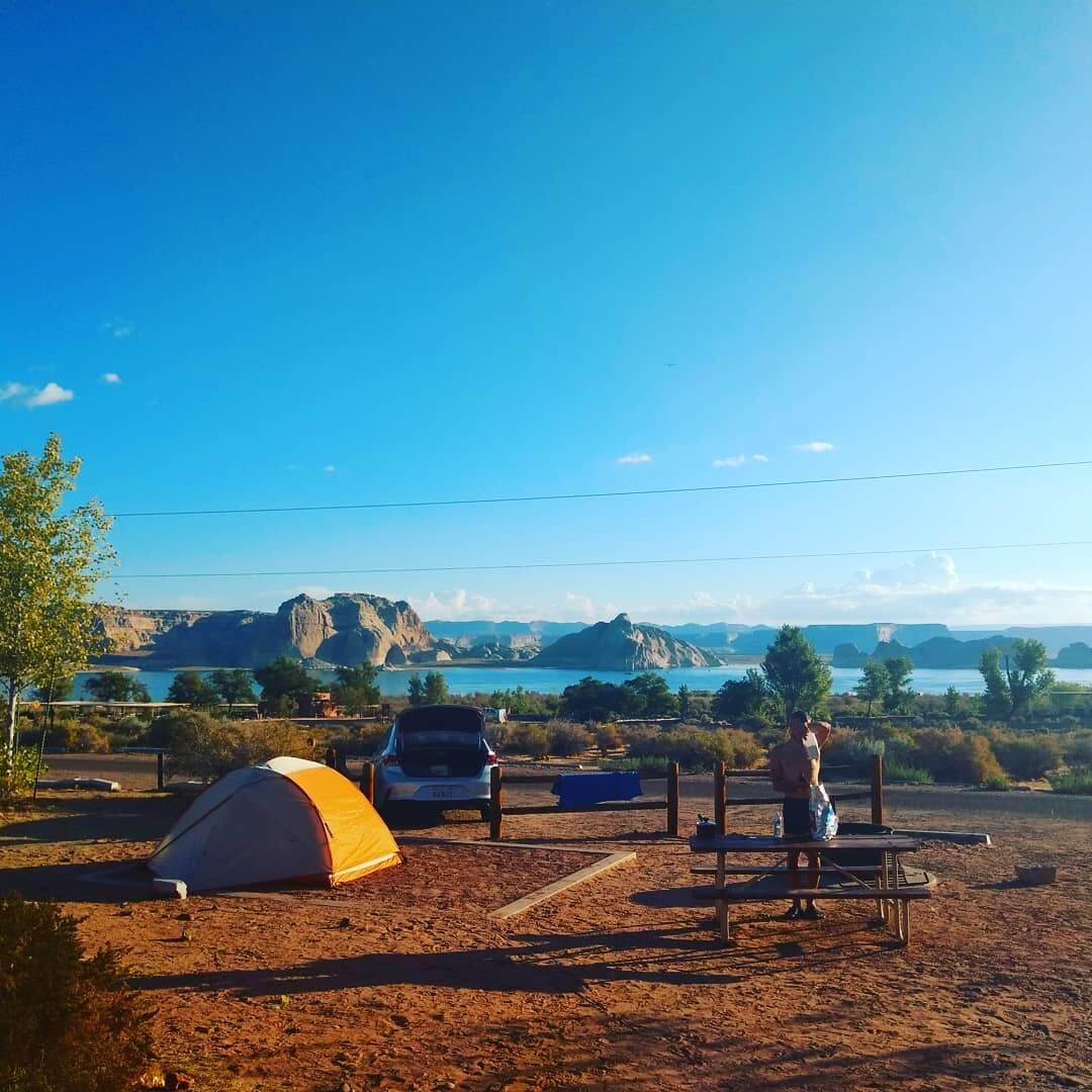 Wahweap Campground az