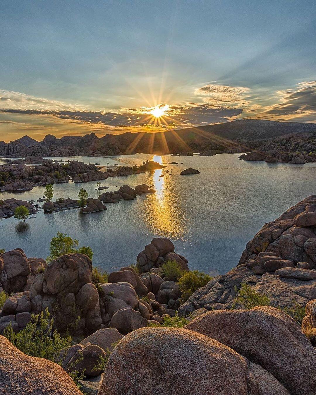 Watson Lake visit Arizona after retirement