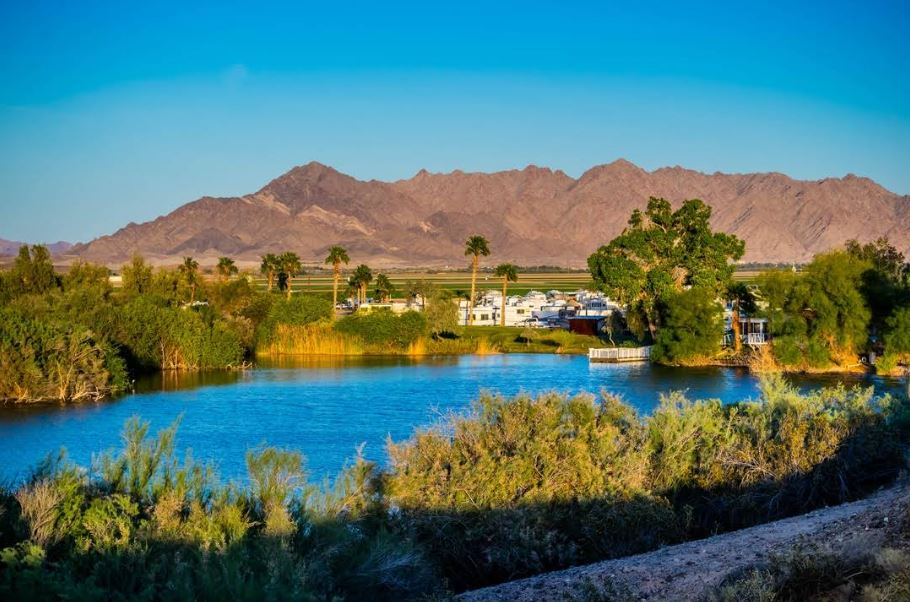 Yuma best places to retire in arizona