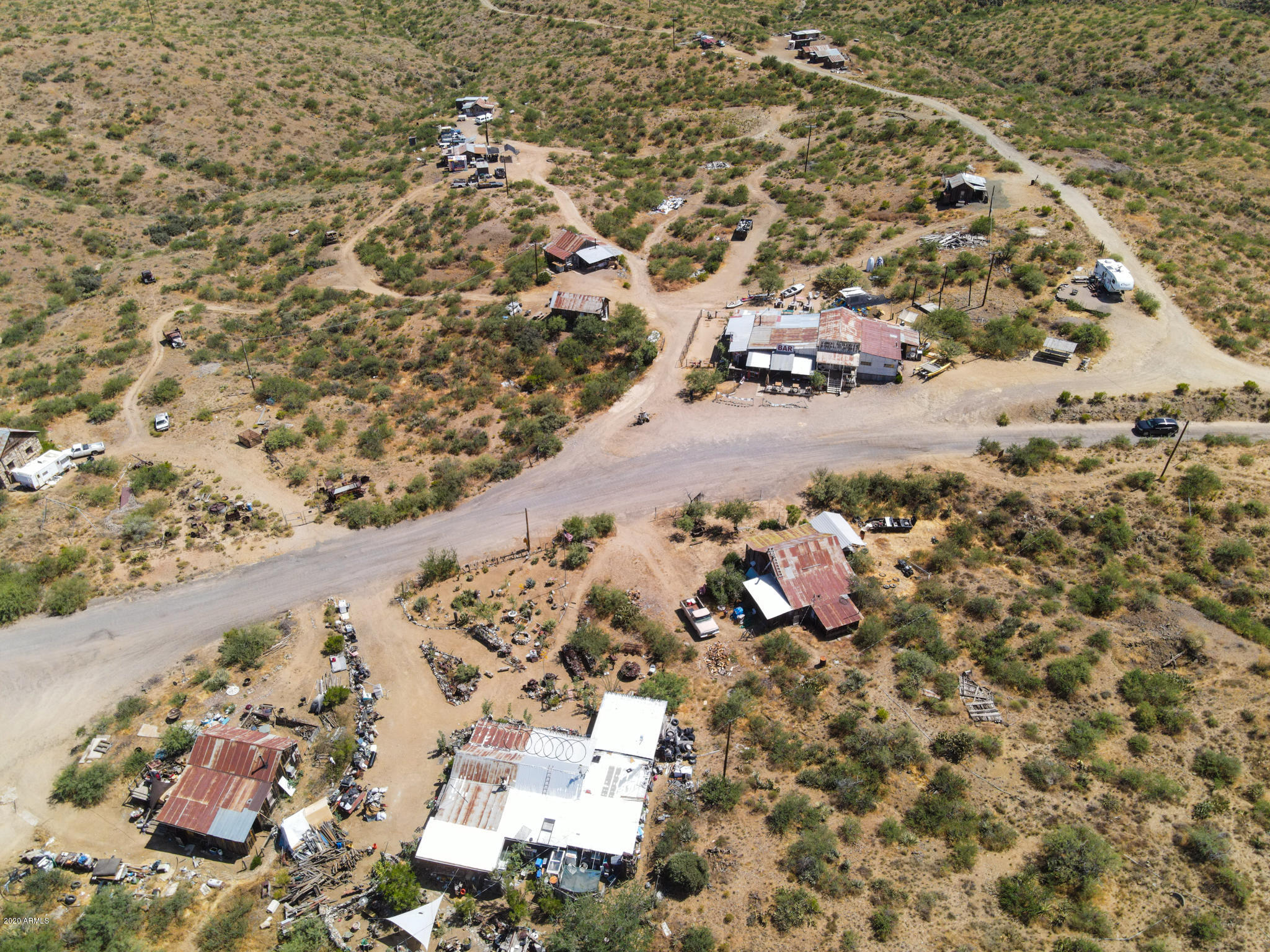 buy a ghost town in arizona