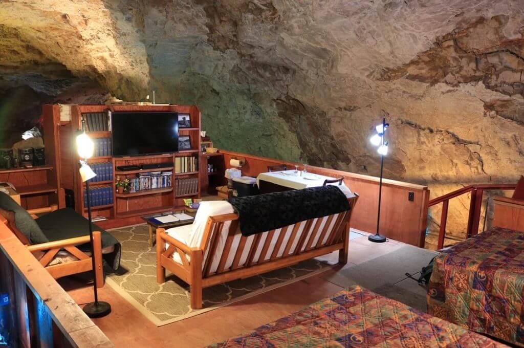 Cavern Suite