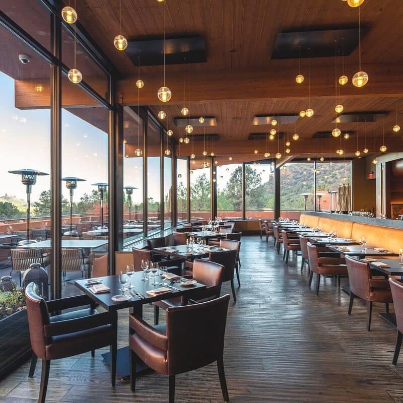 Che Ah Chi Sedona Restaurant