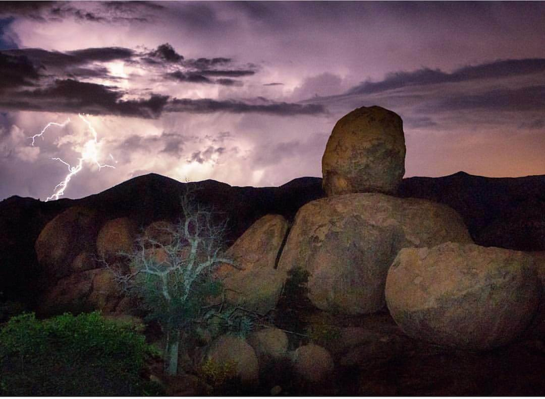 Dragoon Mountains haunted places in Arizona