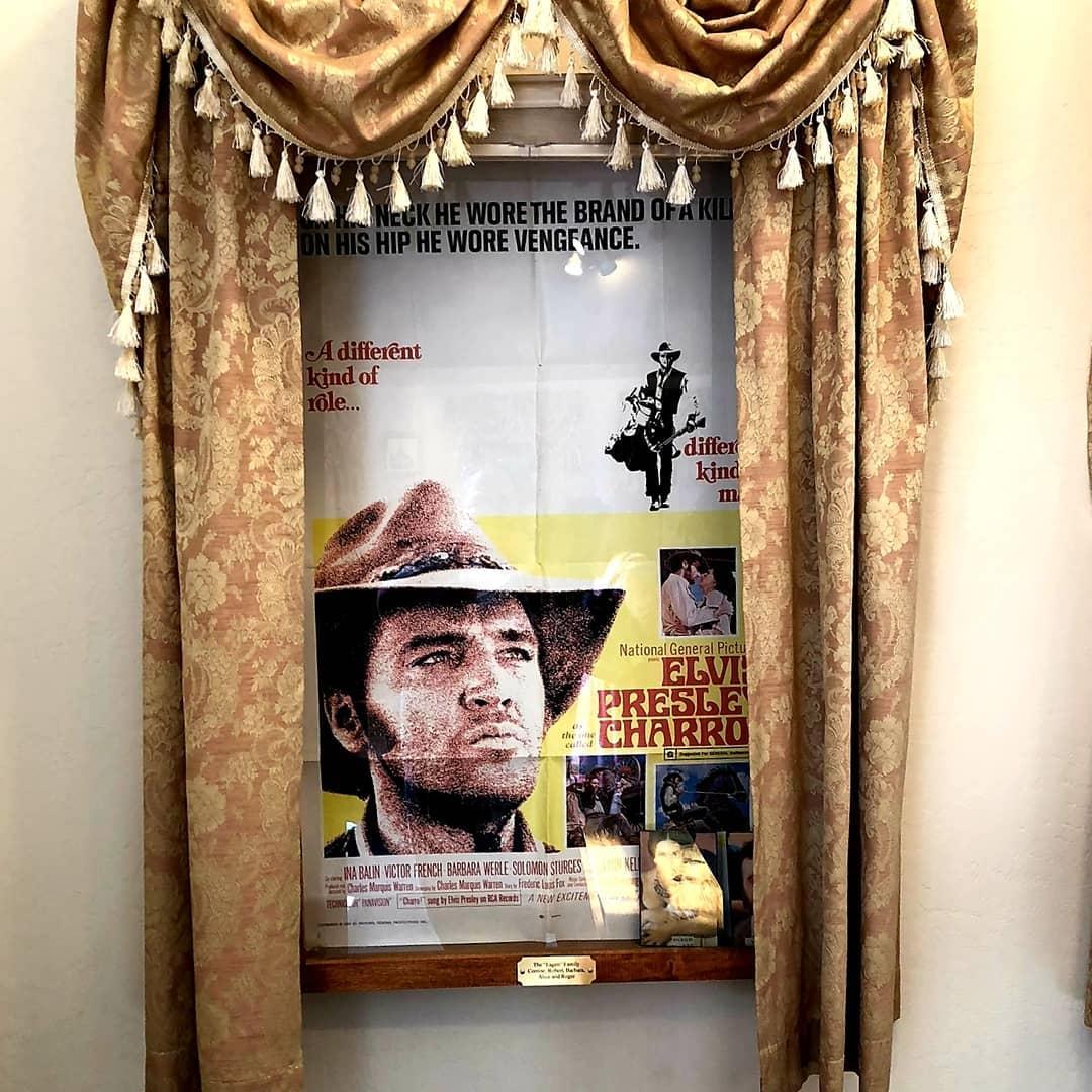 Elvis Memorabilia Poster