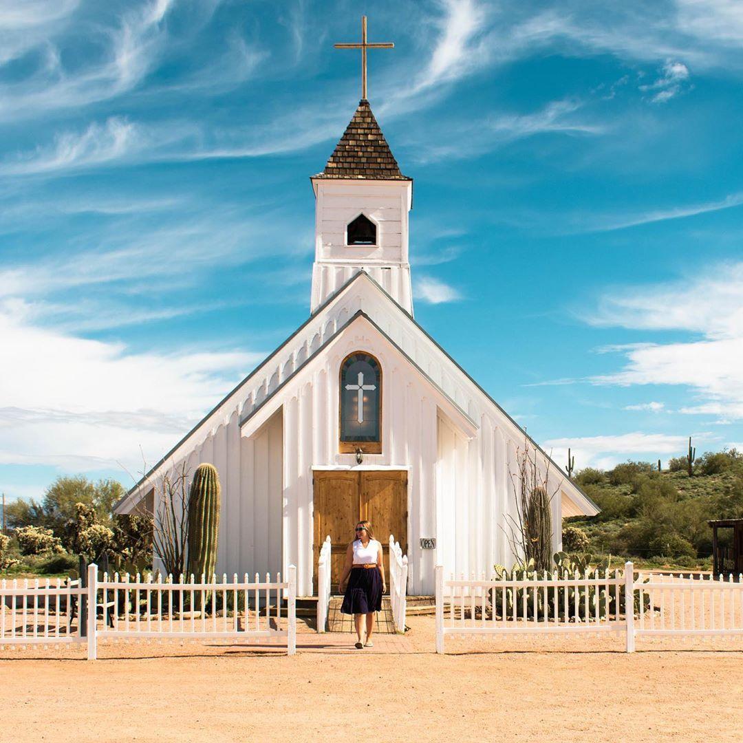 Elvis Memorial Chapel arizona