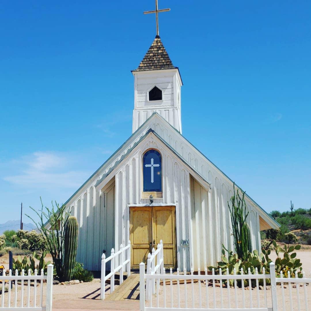 Elvis Memorial Chapel