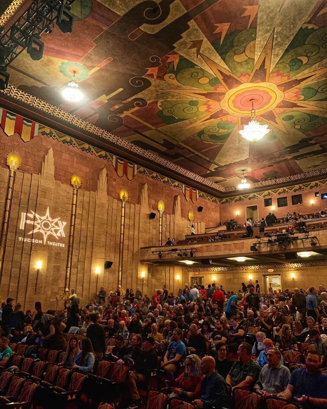 Fox Tucson Theatre haunted places in arizona