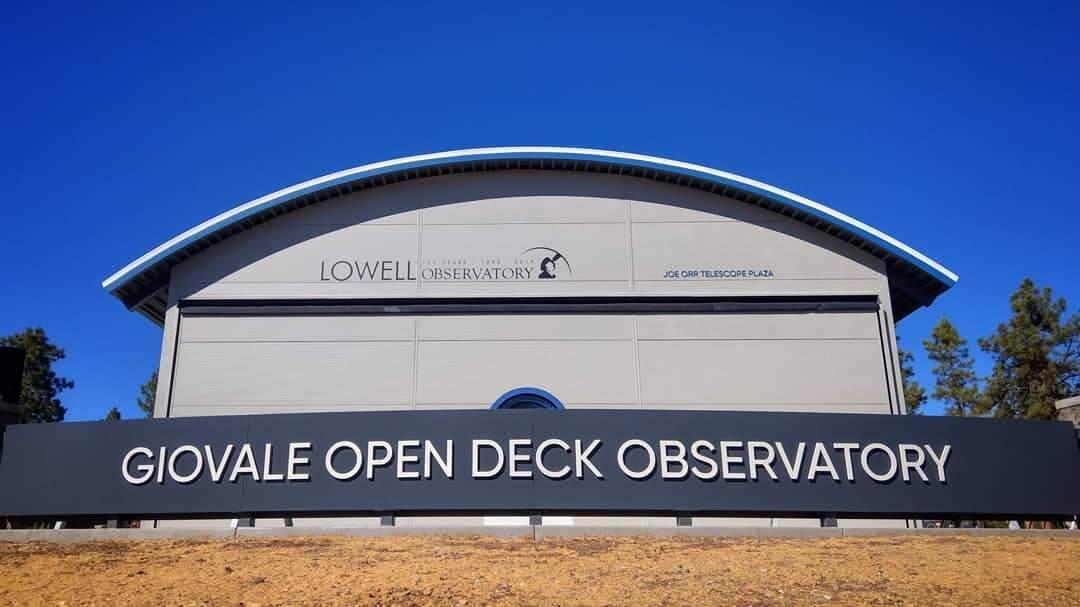 Giovale Open Deck Observatory az