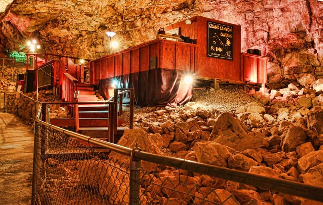 Grand Canyon Caverns and Inn arizona