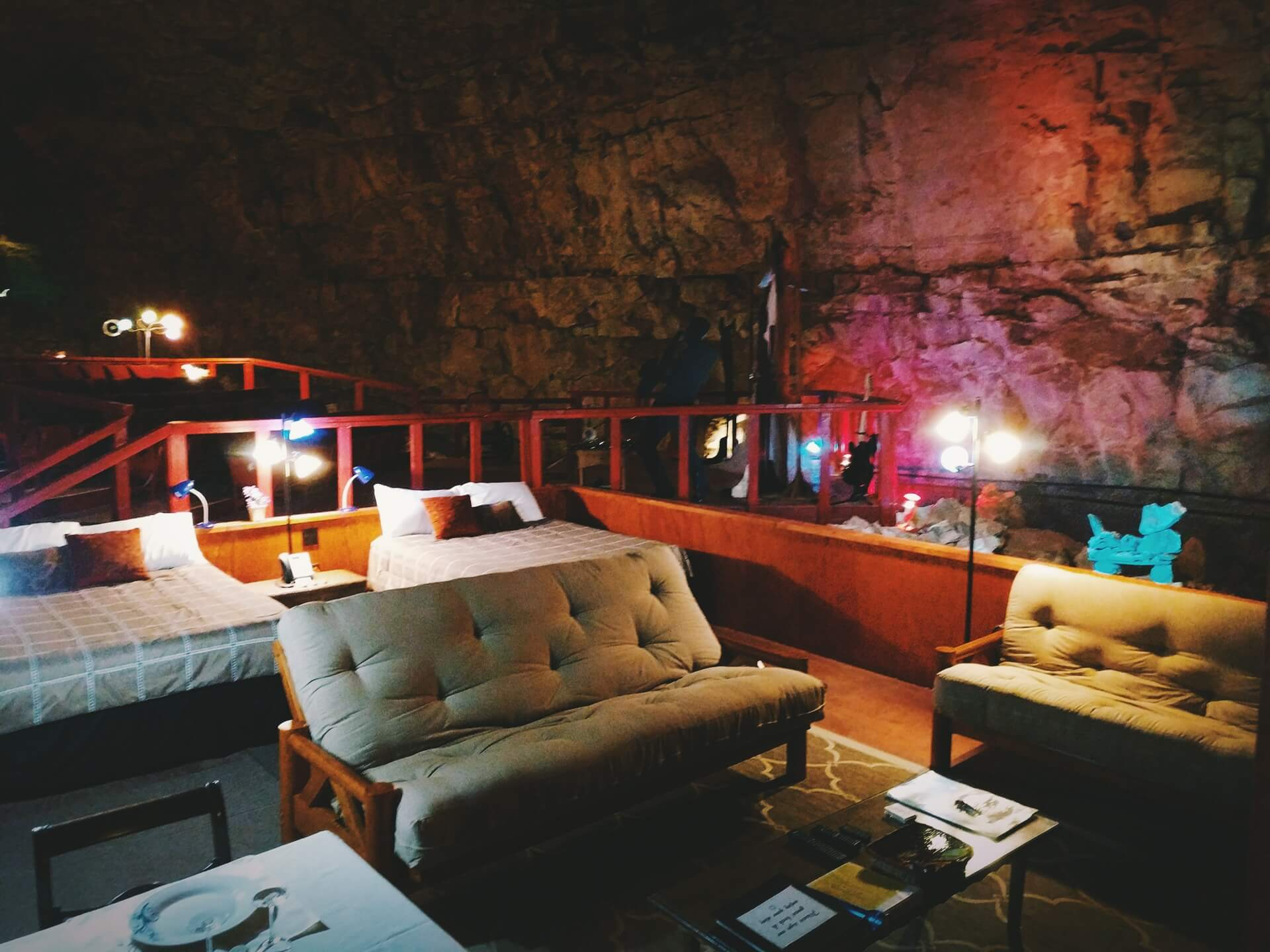 Grand Canyon Underground Cave Suite