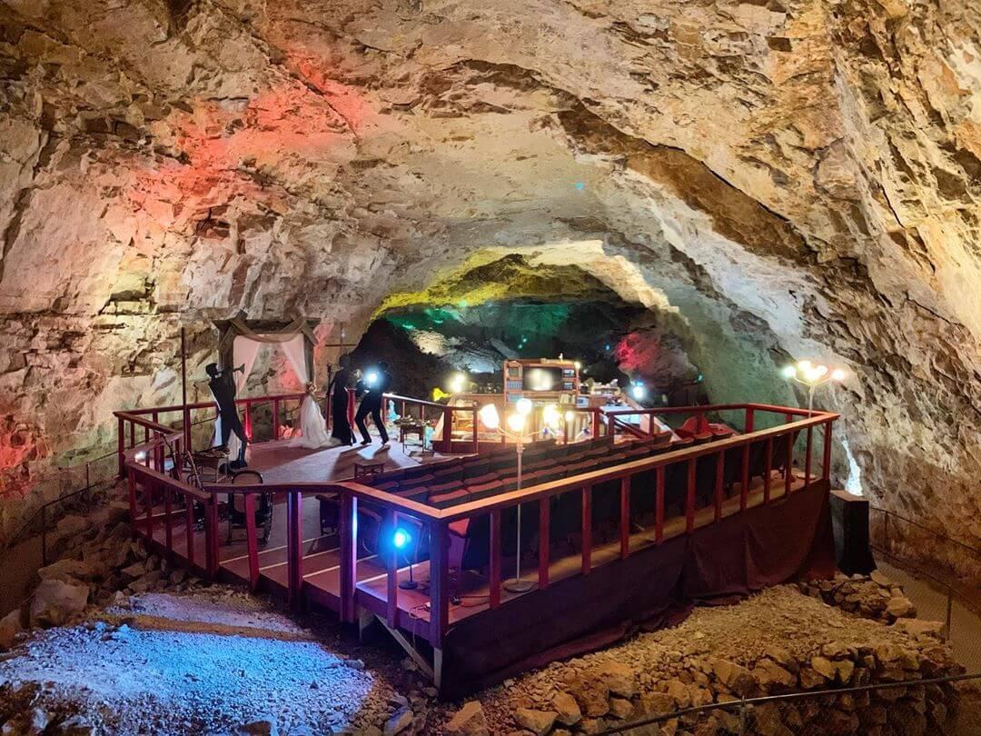Grand Canyon Underground Cave