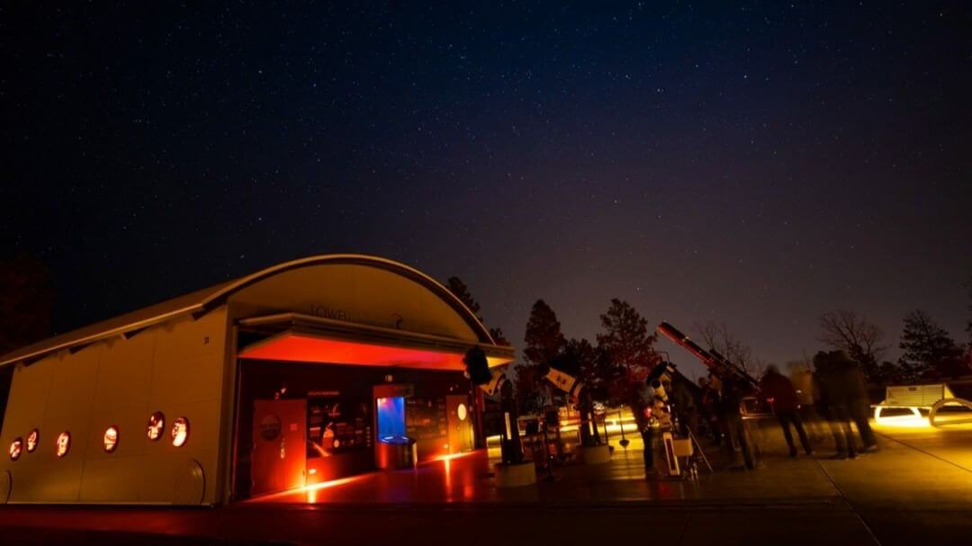 Interactive Lowell Observatory Stargazing Activity