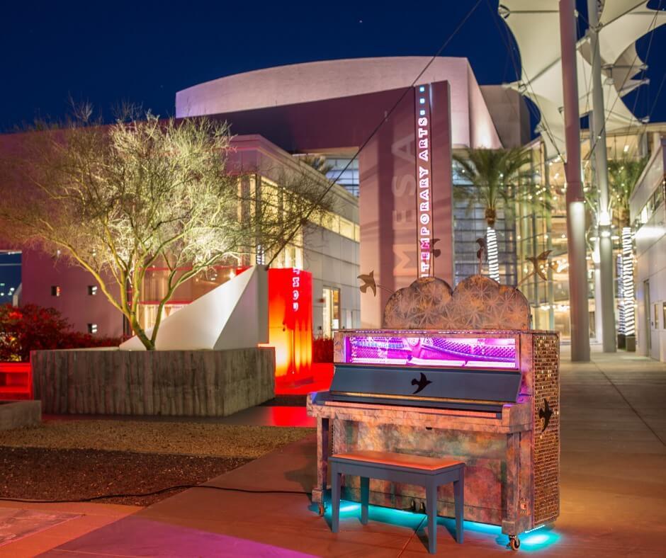 Mesa Arts Center arizona