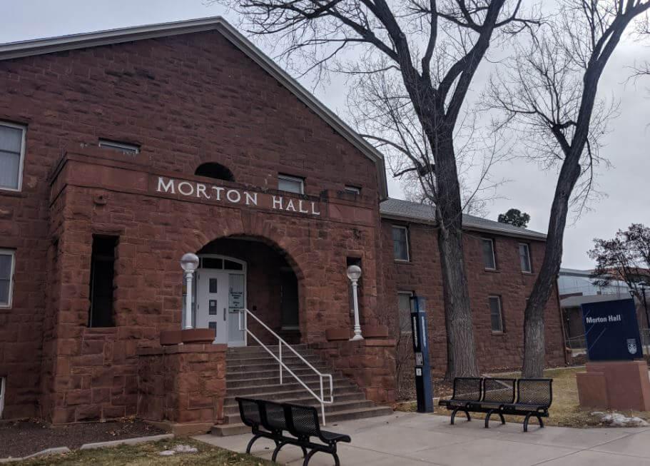 Morton Hall haunted places in arizona
