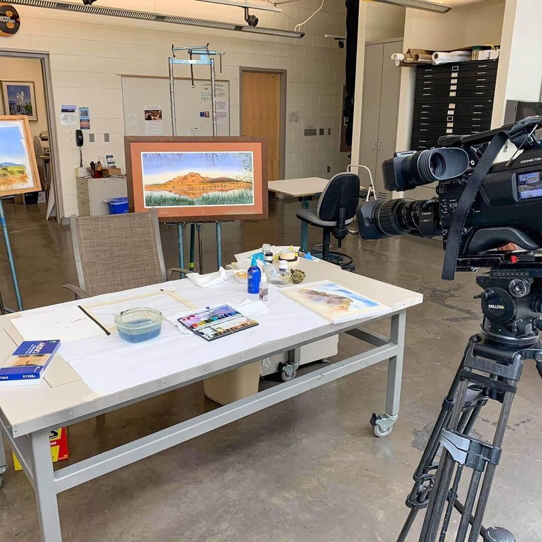 Online Class Mesa Arts Center