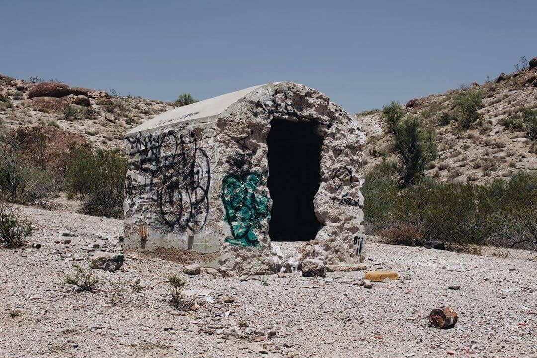 Slaughterhouse Canyon haunted places in arizona