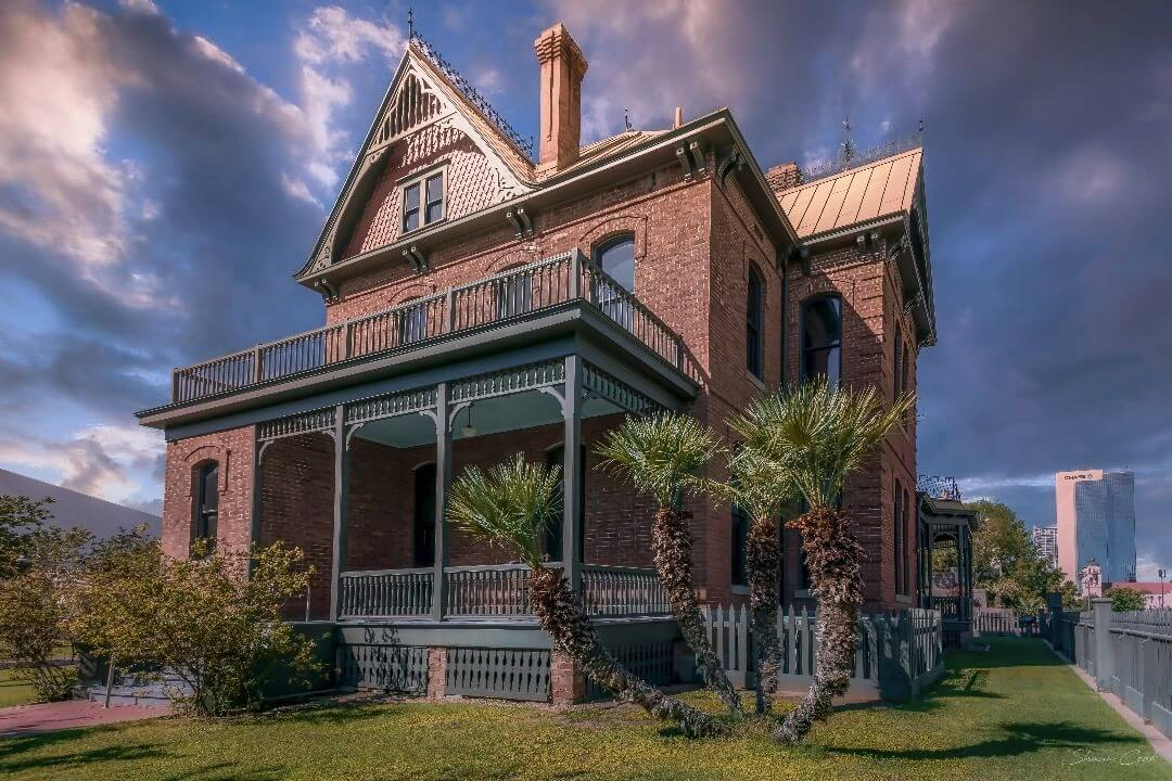 The Rosson House haunted places in Arizona