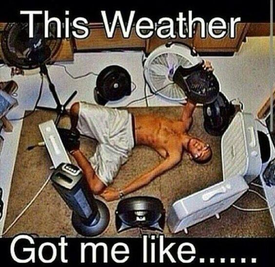 Weather in arizona