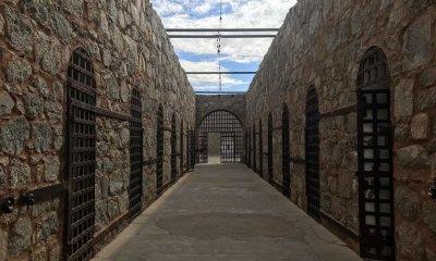 Yuma Territorial Prison haunted places in arizona