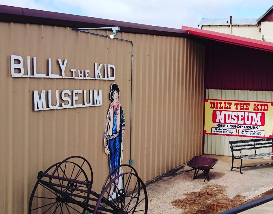 Billy The Kid Museum nm