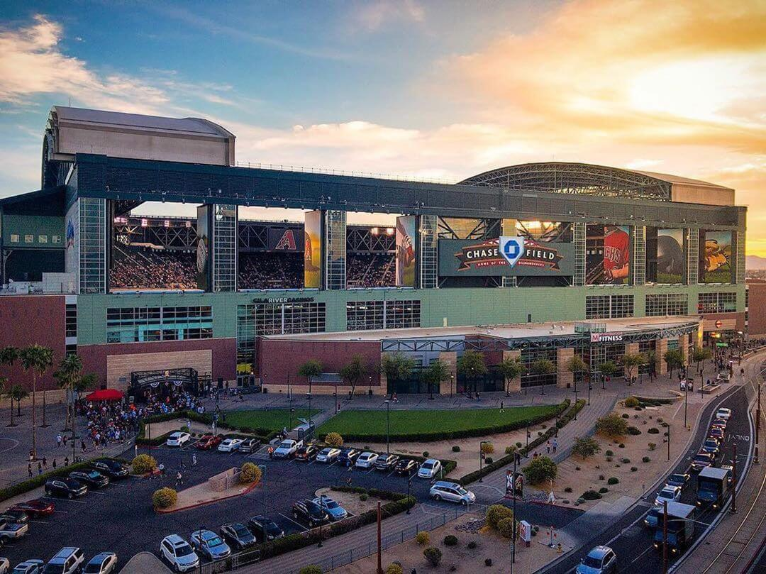 Chase Field arizona