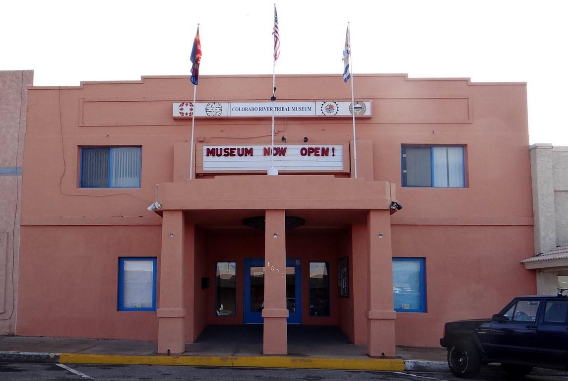 Colorado River Indian Tribes Museum arizona road trip