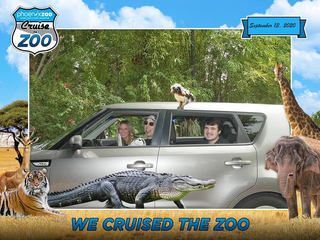 Cruise the Zoo az