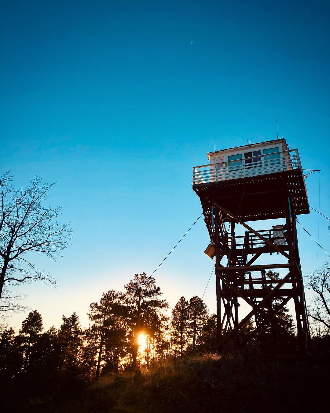 East Pocket Lookout Tower