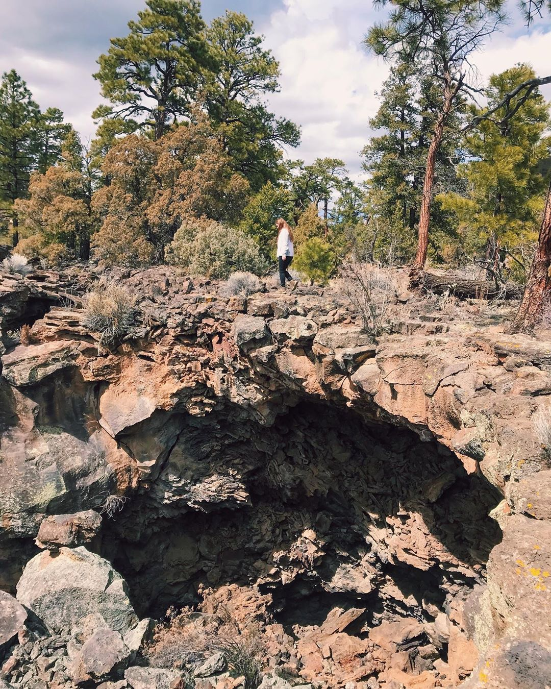 El Malpais National Monument caves new mexico