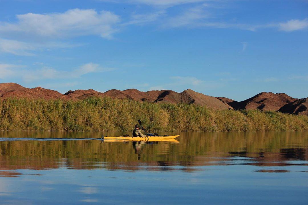 Imperial National Wildlife Refuge arizona road trip